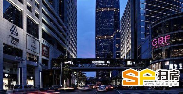 珠江新城商圈高德置地地铁口旺铺 诚招珠宝商