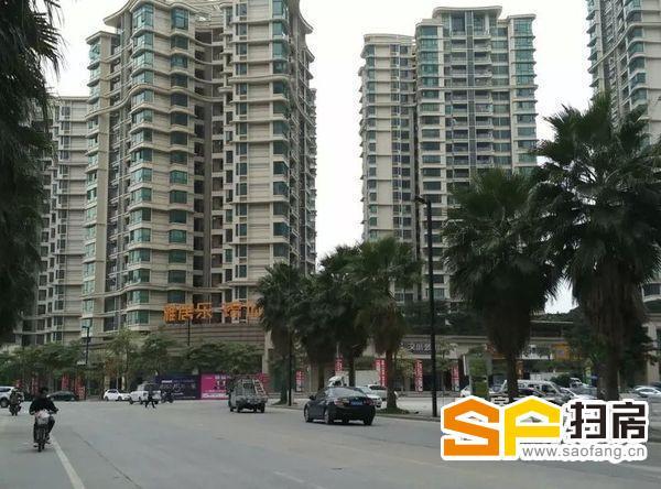 雅居乐锦城 一线街铺 繁华商圈 转角位置 坐拥十万人口商圈
