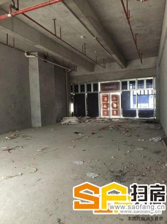 汇通广场盘源 双门面7字位商铺