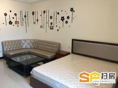 梅江梅园新村1室1厅1厨1卫,40平米豪华装修-整租