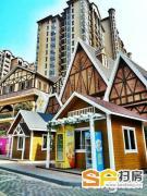 碧桂园,电梯4楼开发商装修,实木家电,含物业费2200每月出-整租