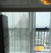 苏宁生活广场1室1厅1卫精装修半年付