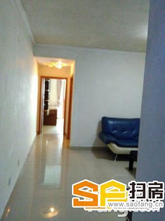 整租科技园麒麟花园一期 2室1厅70平米 精装修押二付一 真-整租