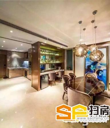 东海国际公寓 业主首次出租 带豪华家私家电 全豪华装修-整租