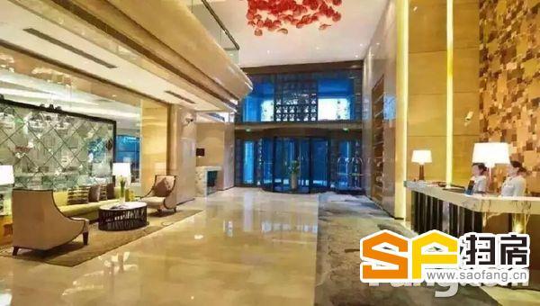 东海国际公寓 奢华装修 进口家私家电,名师设计,看房方便,随时-整租