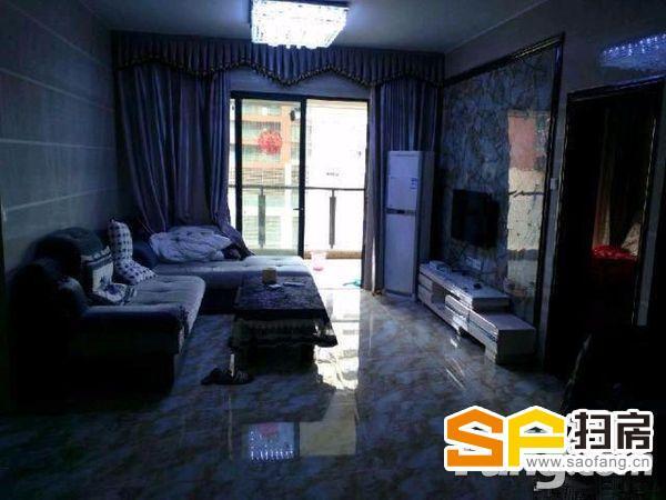 鼎盛广场4室2厅豪华装修仅租3600元-整租