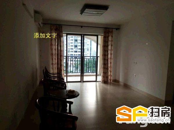 金域雅轩 1800元 2室2厅1卫 精装修,少有的低价出租-整租