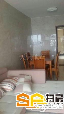 干净整洁,随时入住,汇景豪庭 2300元 2室1厅1卫 精装-整租