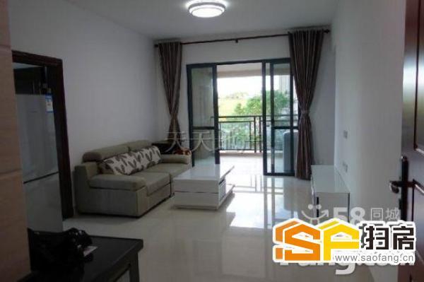 好房出租,居住舒适,南国豪苑 2500元 2室1厅1卫 精装-整租