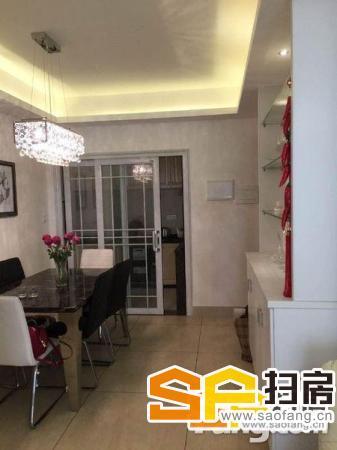 金域雅轩2室2厅75平米精装修押二付二-整租