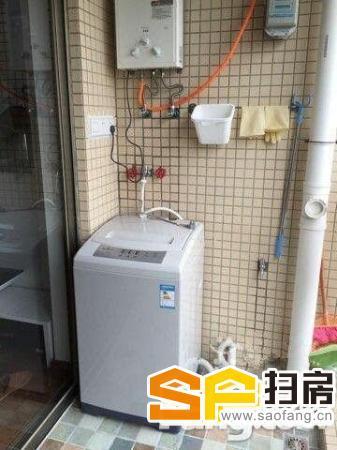 X沿江华庭 1500元 1室1厅1卫 精装修,超值精品,随时-整租