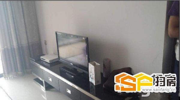 金科世家1室1厅精装修带家私电器出租1500-整租