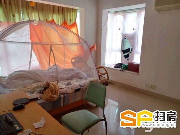 金沙湾三期豪璟园 3300元 3室2厅1卫 中装,超值家具家-整租