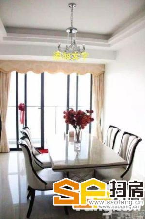 华盛新城2600元3室2厅2卫豪华装修,白领打工族快来-整租