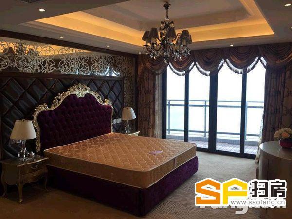丽湾名邸豪装4房出租,高档小区看房方便低价出租-整租