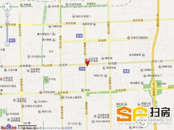 长安区东胜广场精装开间优质户型A座高端楼盘价钱可议