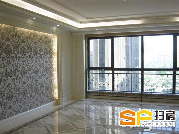 万达公馆3室2厅3卫豪华装修首次出租商住都可以看房随时-整租-整租