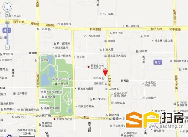 广安大姐 商业主商圈 交通便利 CBD主要主打 希尔东酒店附近
