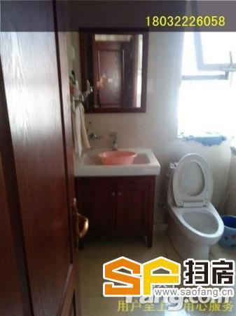 翰墨儒林 5500元 3室2厅2卫 精装超大阳台空房-整租