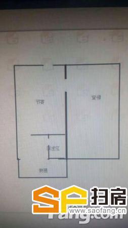 梆子剧团 话剧院 华堂 1楼带小院 拎包入住-整租