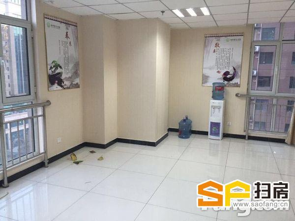 银泰国际300平玻璃隔断只需1.9元 扫房网