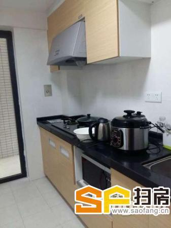 琶洲新村 75方高层 地铁上盖 家具齐全 电梯小区-整租