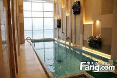 天銮 高层皇式金装 带私家泳池 尽揽江景广州塔 急租 价可谈-整租