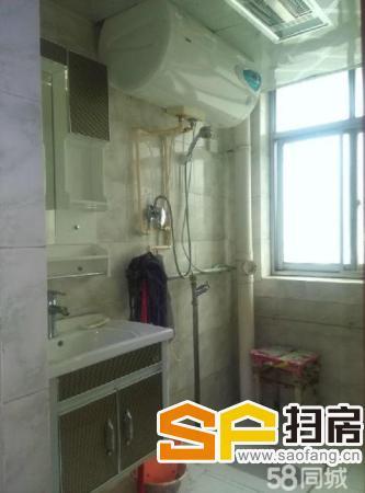 张湾永富新居 2室2厅80平米 简单装修 半年付押一(房东一手出租,位于六堰中心区域,简装)