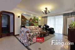 中海观园国际 高档小区 望整个珠江公园 景观非常-整租