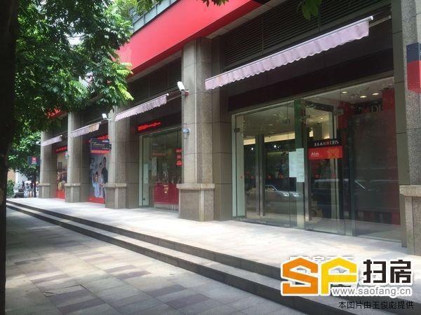 珠城 核心位置 高档小区主出入口 首层临街旺铺出租