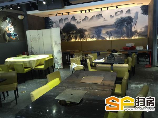 华成路邦华名悦大厦商铺 珠江新城可做餐饮 低空排放