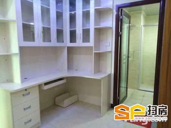 柏涛雅苑 精装三房 家私齐全 小区管理 居住舒适 欧式住宅小区-整租