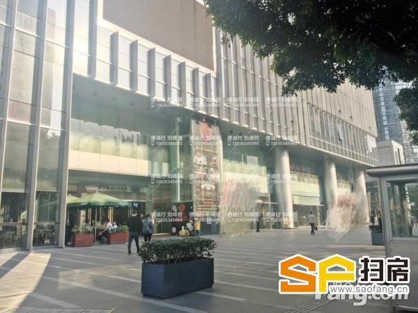 珠江新城商铺 富力盈信临街铺 就此一间 租到就是赚到有餐饮功能