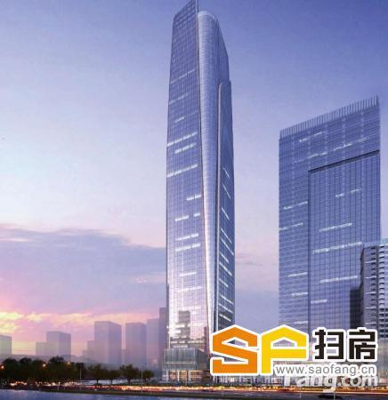 汇金中心 国际金融 定位起点都高于珠城 买到赚到