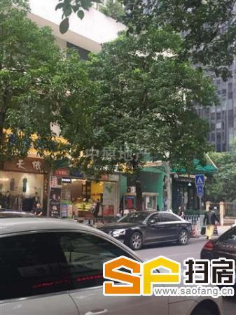 铺!珠江新城海安路旺铺 到顶烟管 餐饮功能齐全 无入场费