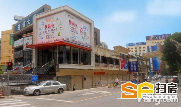 番禺市桥北东荟创新园 写字楼配套底商110平米