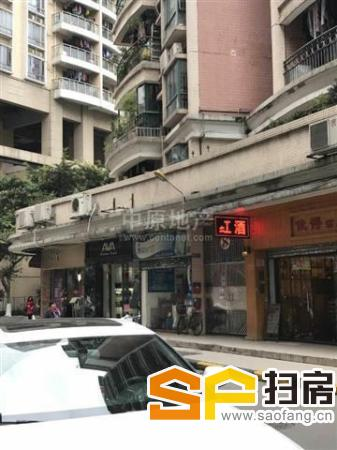 龙津西路恩洲大巷商铺 可交吉 门面6.5米 层高4.5米