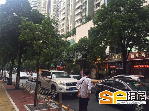 珠江新城大型社区裙楼旺铺 可餐饮 无入场费 意向:教育培训等