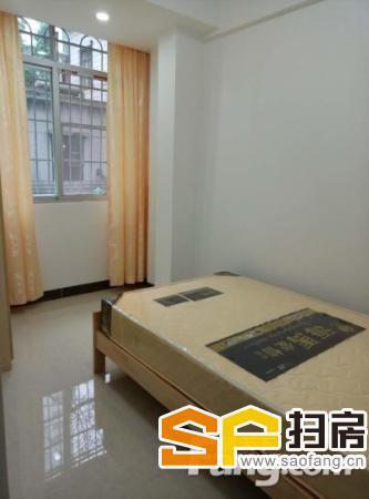 近公园前 北京路 全新装修 两室一厅 家电齐全 交通方便 随时入住-整租