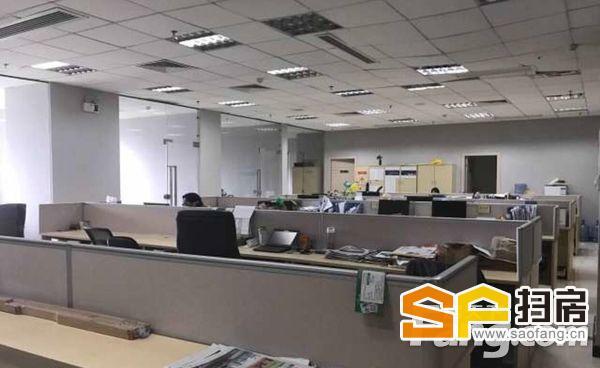 保利世界贸易中心323方 带装修适用率高,业主急租