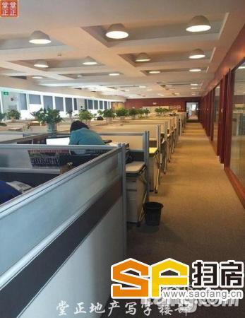 保利国际广场南塔无敌江景500强企业进驻豪华装修带办公家具