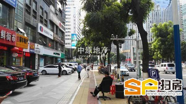 华穗路一线旺铺出租!珠江新城西区少有出租!