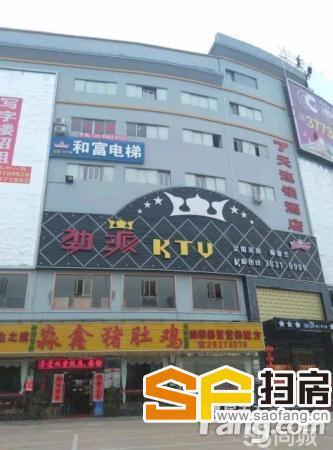 白云嘉禾望岗嘉鼎创客写字楼 商业街商铺2000平米