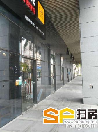 荔湾财富公馆1千方临街场地出租