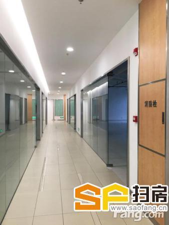 450方超大空间写字楼,可自建阁楼