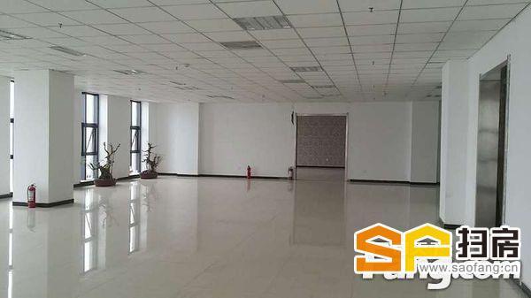 裕华万达广场写字楼精装修5A级纯写字间533平米低价出租