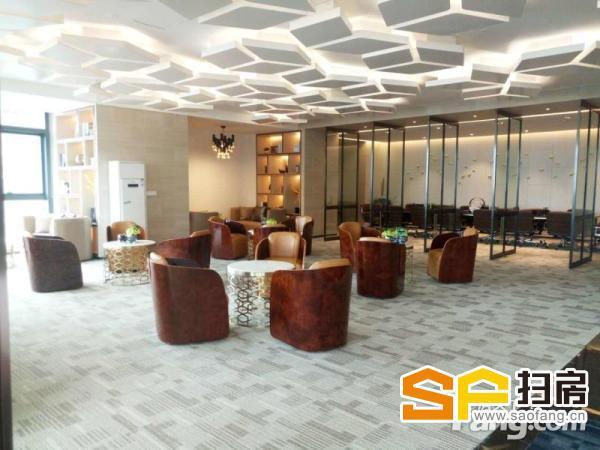 番禺CBD 级写字楼 高楼层2000平方出售现楼