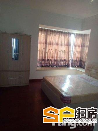 金洲龙光棕榈水岸 3室2厅106平米家电配齐 随时看房(采光好)-整租