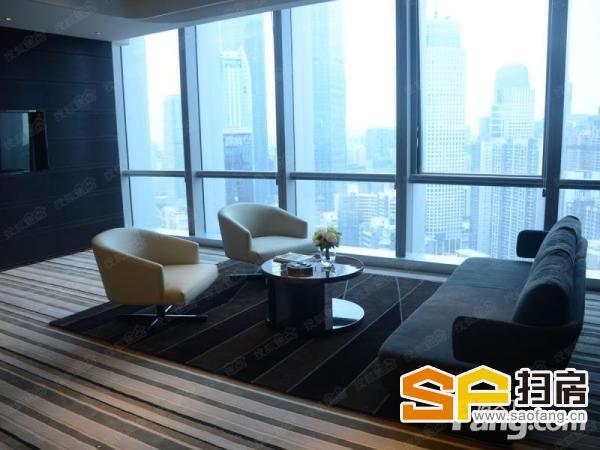 珠江新城 一手写字楼产权出售 一线江景豪华装修写字楼