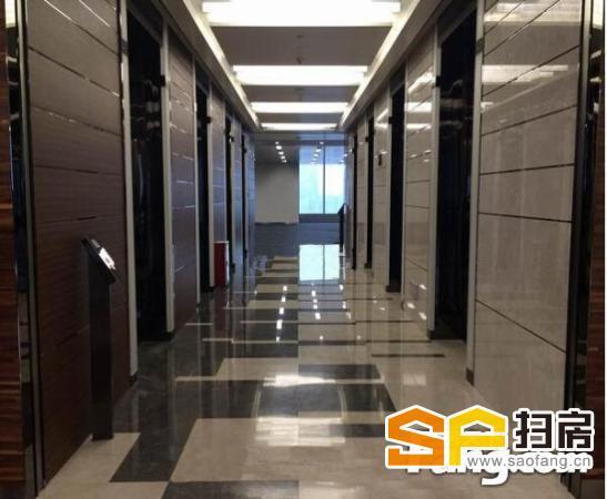 广州周大福金融大厦 带豪装 地标物业 南向270度江景